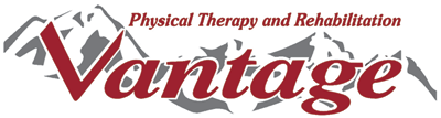 Vantage Physical Therapy and Rehabilitation Logo
